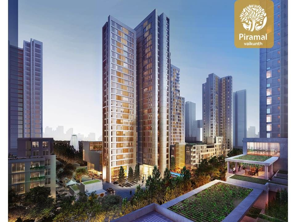 With Only Three To Four Residences On Every Floor Each Home In The Piramalvaikunth Towers Offers Plenty Of Natural Light And Ventila Real Estate Thane Realty