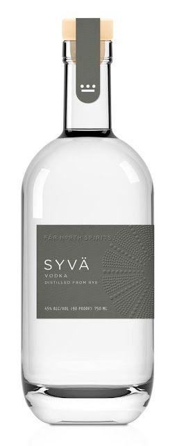 Syva Rye Vodka