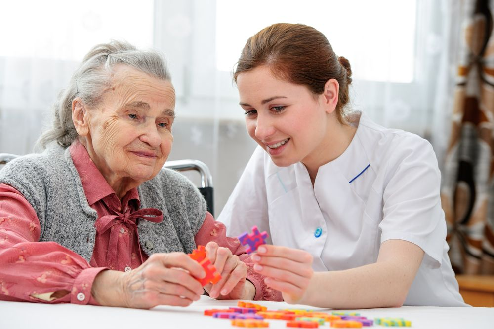 7 Major Stages of Dementia Elderly care, Home health