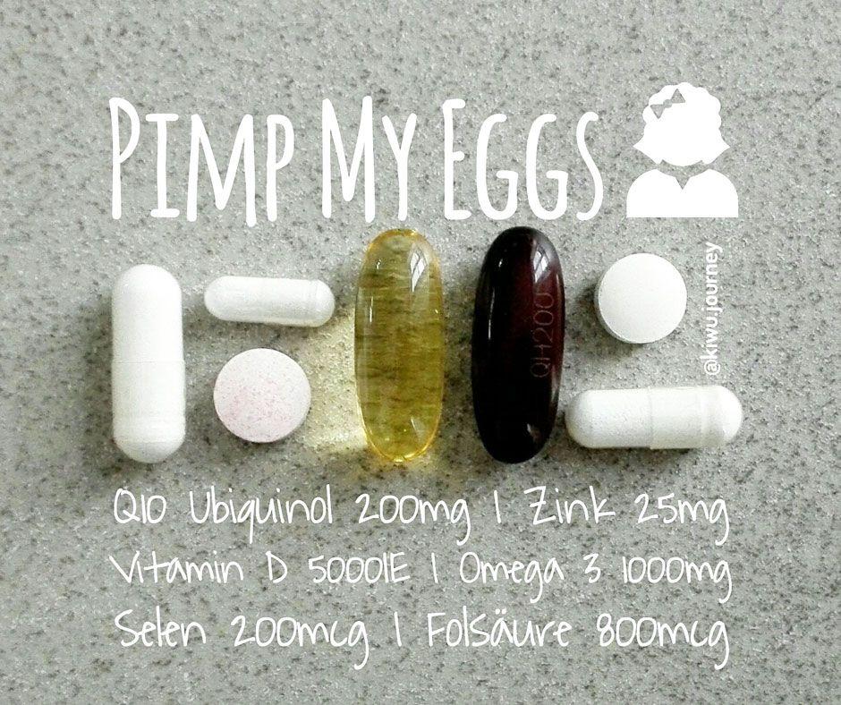 Fruchtbarkeit Frau Alter Tabelle: Pimp My Eggs: Das Geheimrezept Für Bessere Eizellen