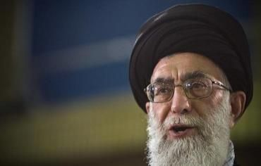 Khamenei Calls Israel 'Rabid Dog,' Urges Arms For Palestinians - Iranian supreme leader denounces U.S. and European countries for calls to demilitarize Palestinian terrorists in Gaza.