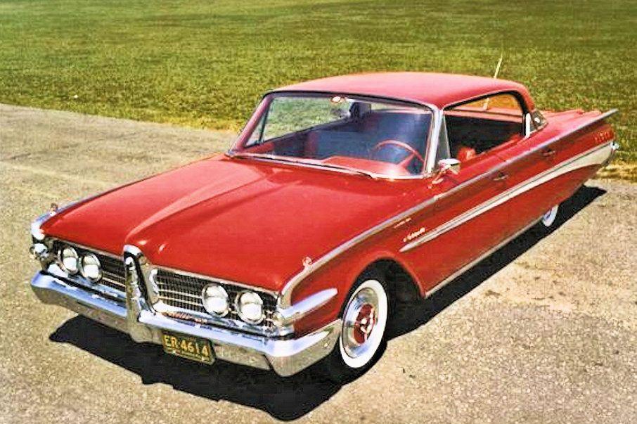 1960 Edsel KONI KONIImproved KONIExperience Edsel