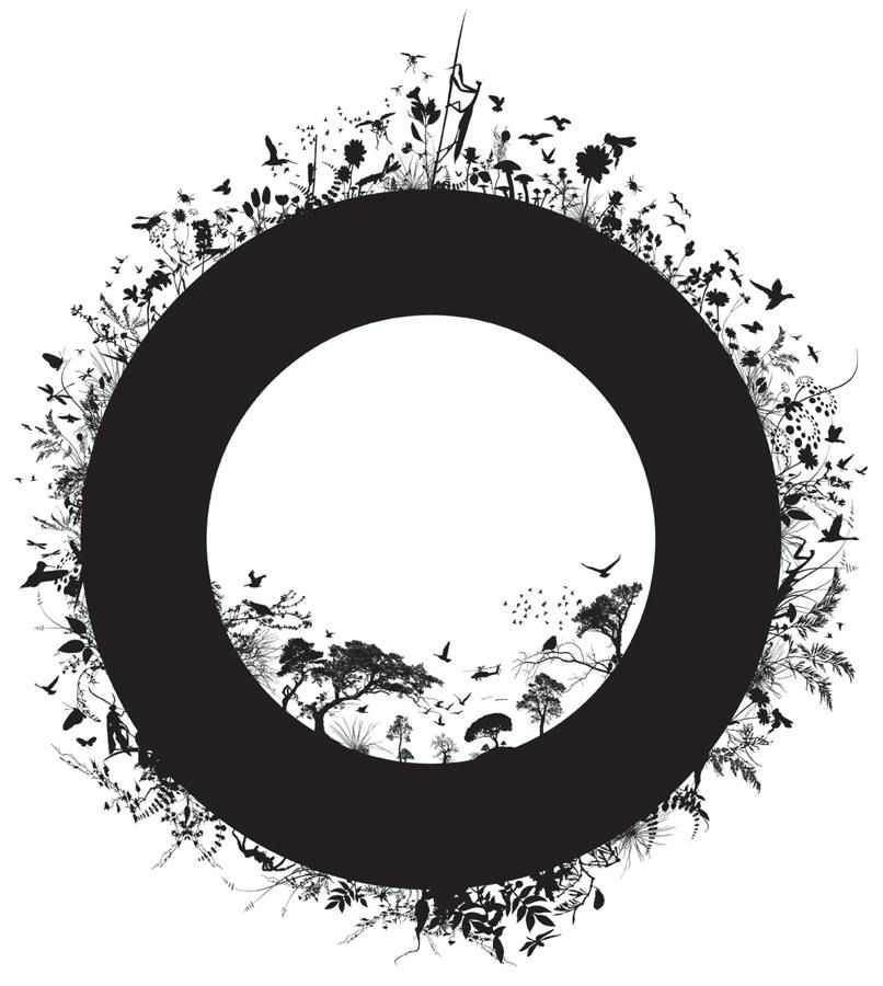 A Collection Of Zen Enso Art Circle Tattoos Circle Tattoo