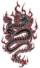 Tribal Dragon Tattoos Designs Art Pictures Images Photos Ink Flash 13 -  Tribal Dragon Tattoos Designs Art Pictures Images Photos Ink Flash 13  - #art #Designs #Dragon #dragontattooformen #Flash #Images #Ink #moleculetattoo #Photos #Pictures #tattooforwomen #tattooforwomenideas #tattooquotes #tattoos #Tribal #tribaldragontattoo