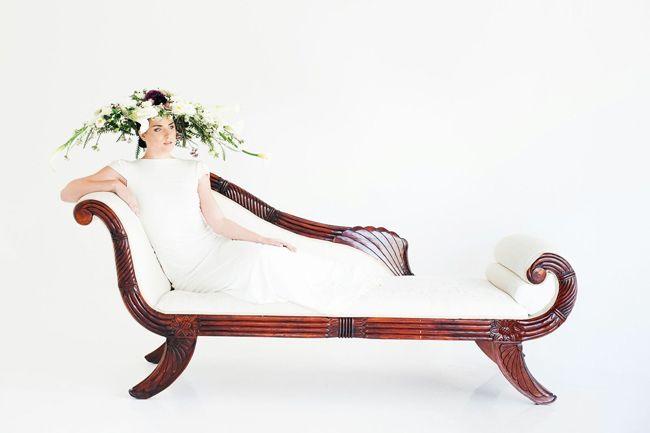 Fabulous Floral Couture Wedding Inspiration | SouthBound Bride | http://southboundbride.com/fabulous-floral-couture | Credit: Lauren Pretorius