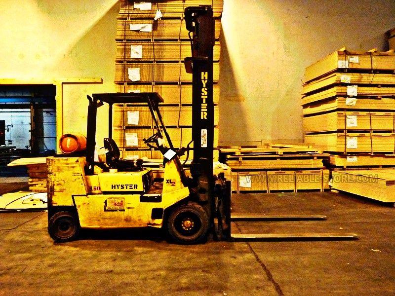 Hysterspacesavers5 50xls Forklift Parts Manualdownload
