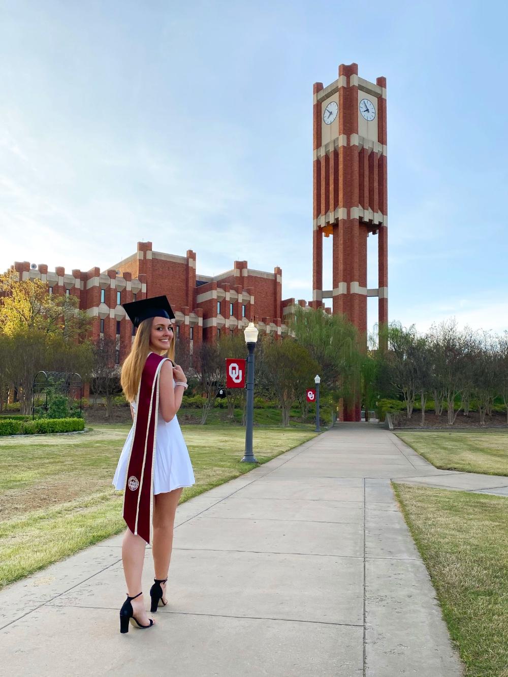 Oklahoma University Girl Nude Selfies