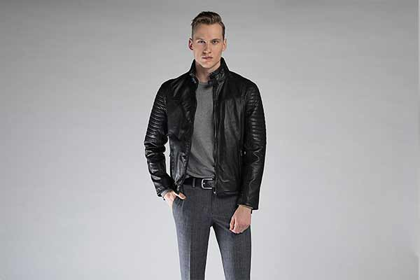 Stylowe Kurtki Meskie Przeglad Trendow Na Wiosne 2020 Leather Jacket Fashion Jackets