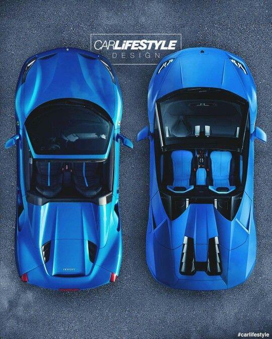 ferrari 488 spyder lamborghini huracan spyder - Ferrari 488 Vs Lamborghini Huracan