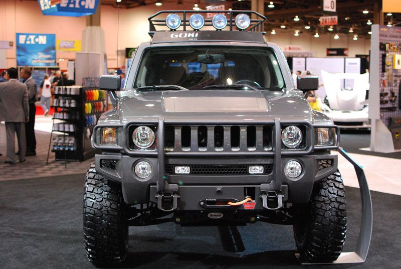 Hummer H3 Accessories Hummer H3 Off Road Accessories Hummer H3