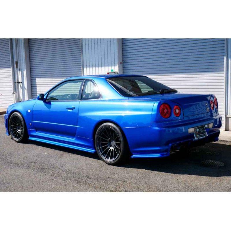 Nissan Skyline GTR R34 V spec for sale in Japan at JDM