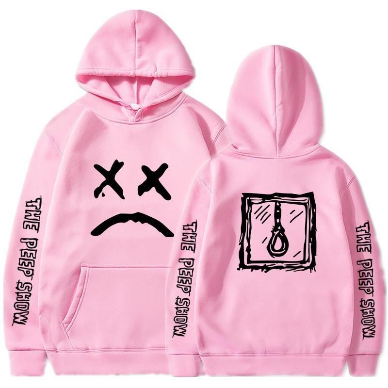 Lil Peep Unisex Coat Men Women Leisure Hoodie Pullover Hip Hop Jacket Sweatshirt