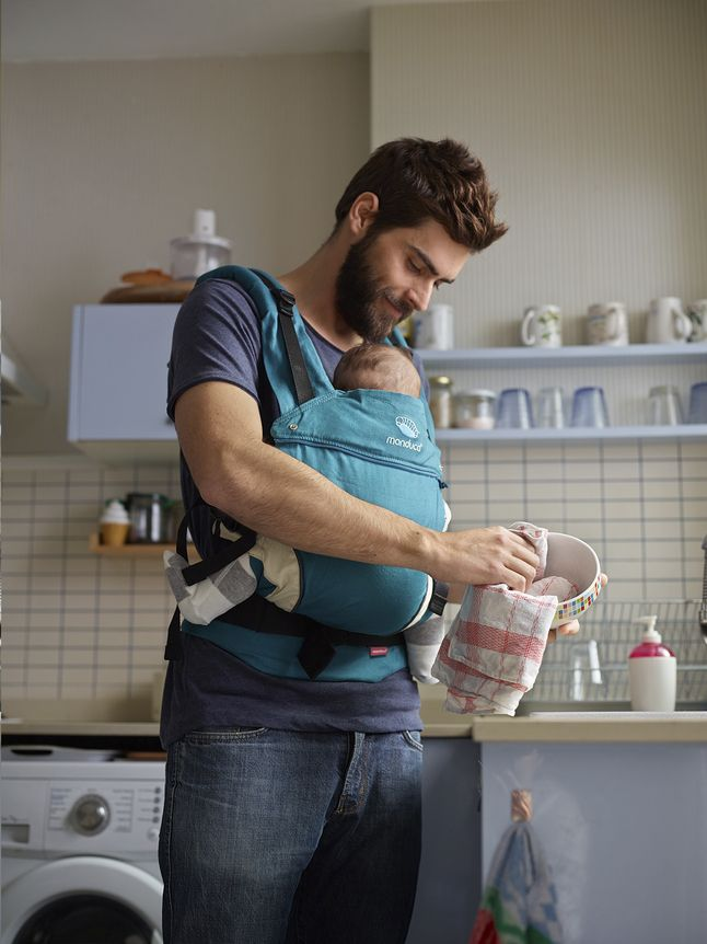 De New Style-combidrager van Manduca is ideaal voor thuis en uitstapjes! De draagzak biedt jou en je baby al het nodige comfort.