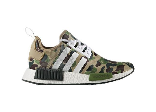 Adidas x Bape NMD (An Online Magazine dedicated to the Sneakers, Fashion,  Art and Influencers around the World)