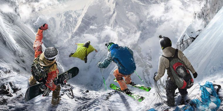 Steep review: A fresh take on extreme sportsbut not a good one