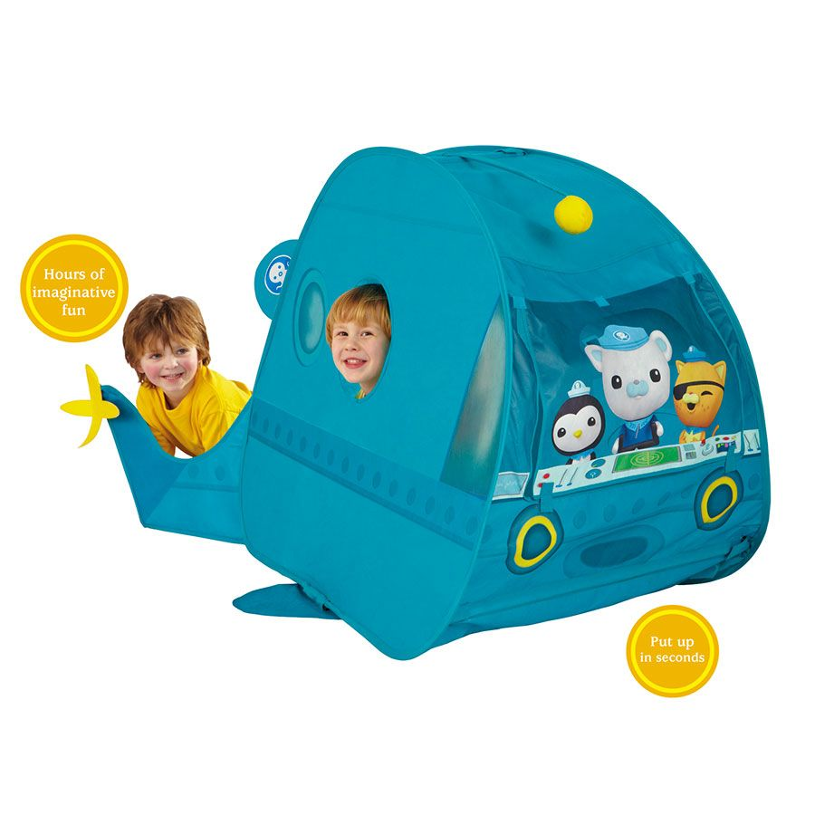 Octonauts Bedroom Decor Octonauts Submarine Play Tent Toysrus Australia Mobile