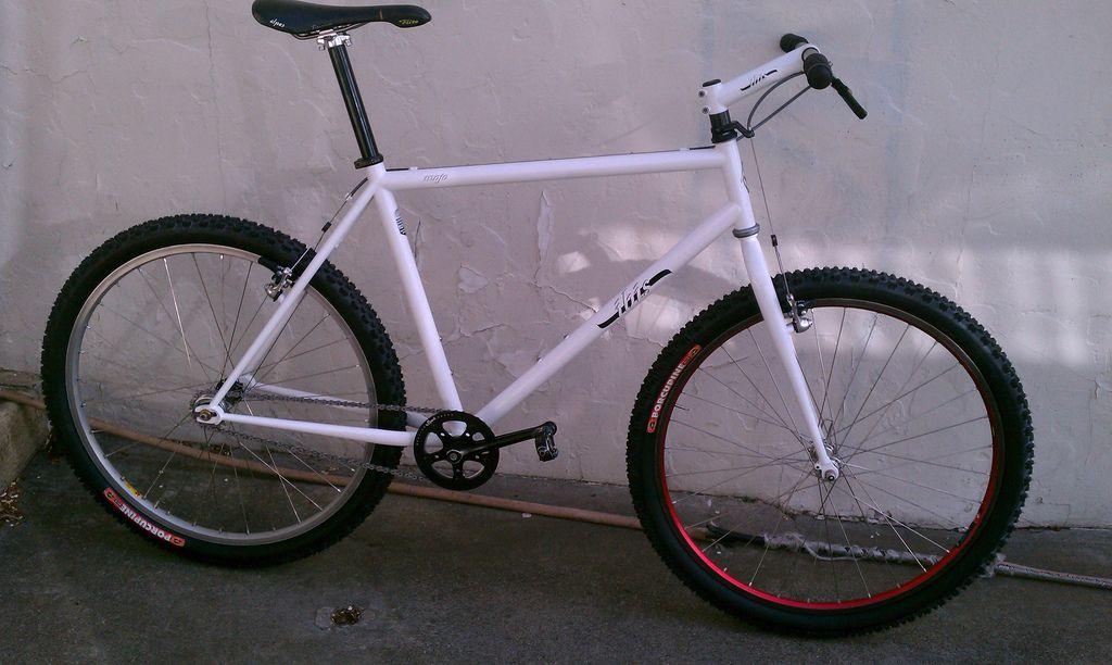 Oj S Ibis Single Speed Conversion Done Bicycle Ibis Bike