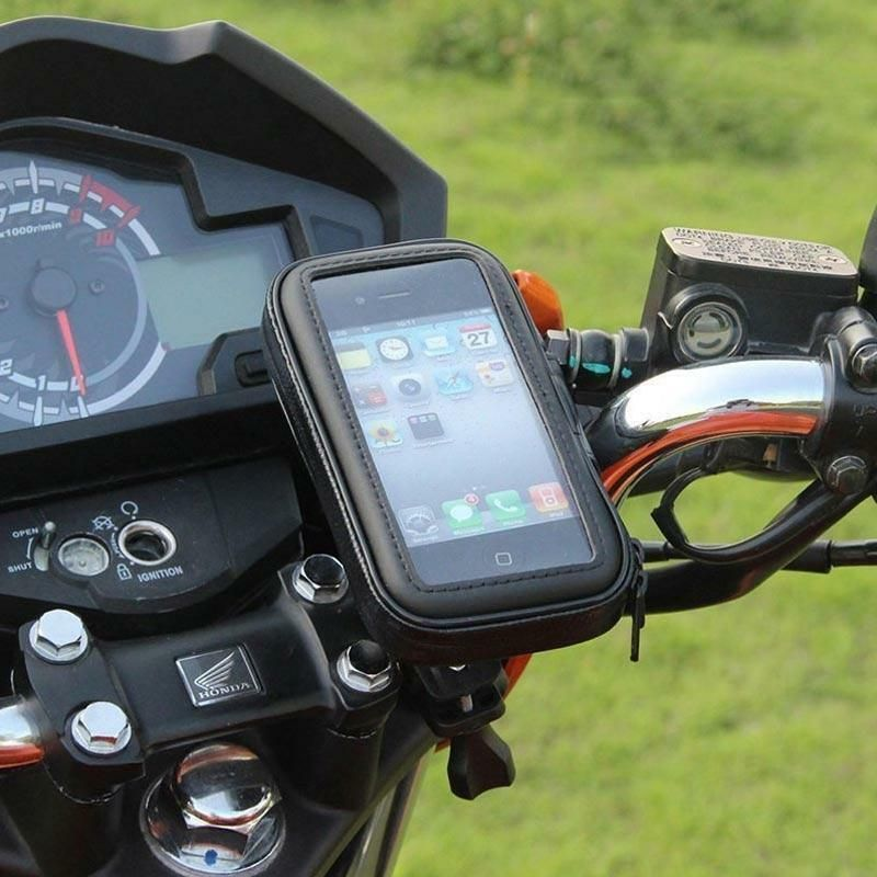 Bicycle Motorcycle Phone Holder Telephone Support For Moto Stand
