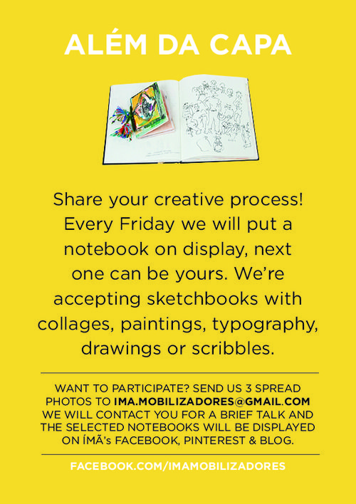 share your sketchbook  