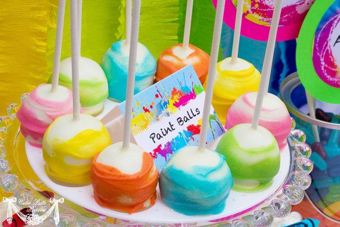 Unavailable Listing On Rainbow Cake