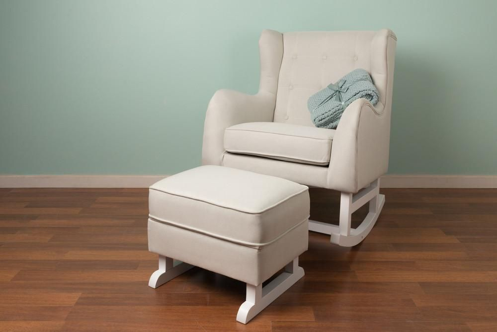Quirky Sussex Rocker Ottoman Beautiful Rocking Chair Ottoman