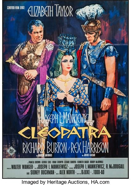 Cleopatra Film Deutsch