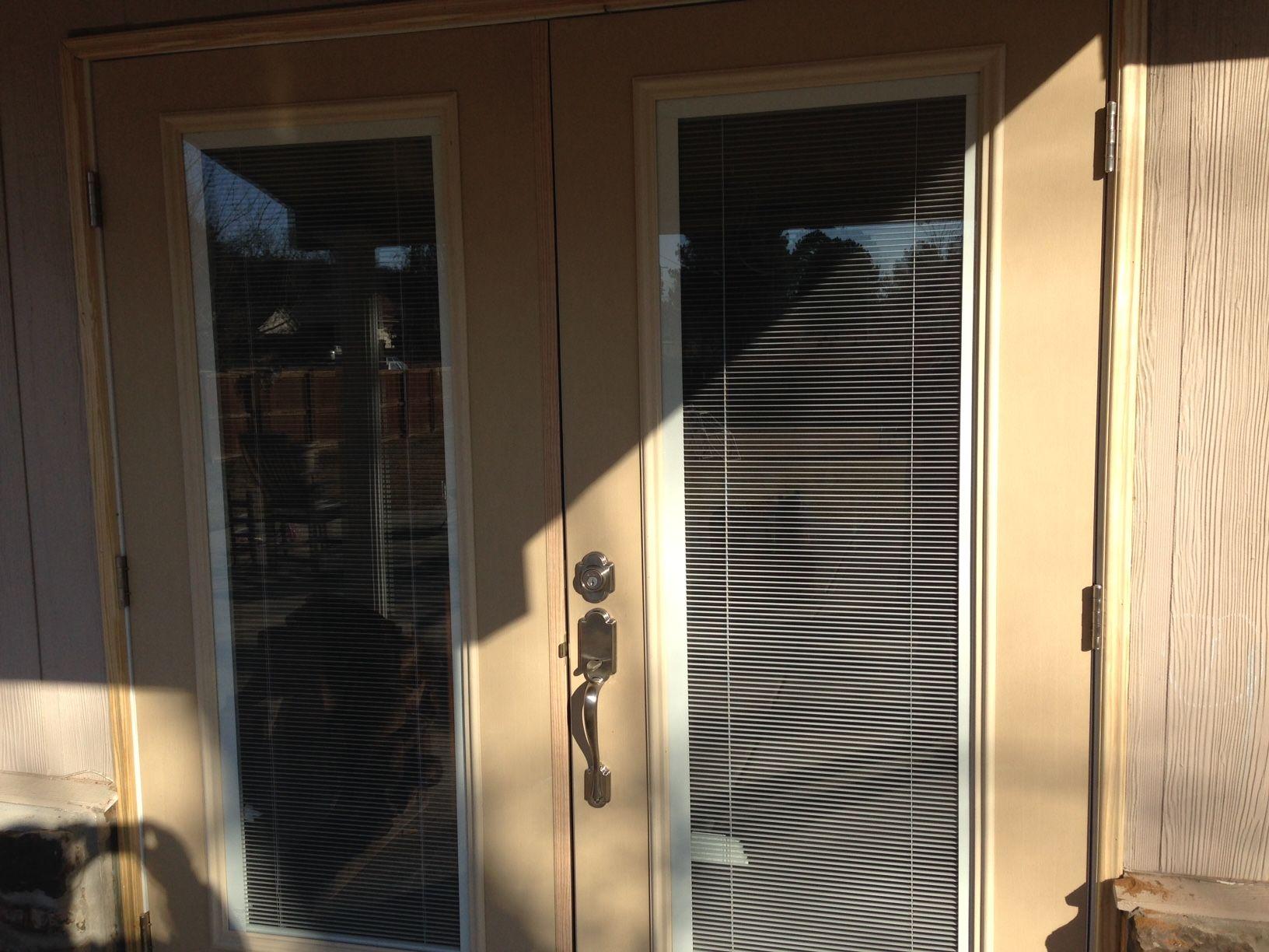 New ThermaTru energy efficient door