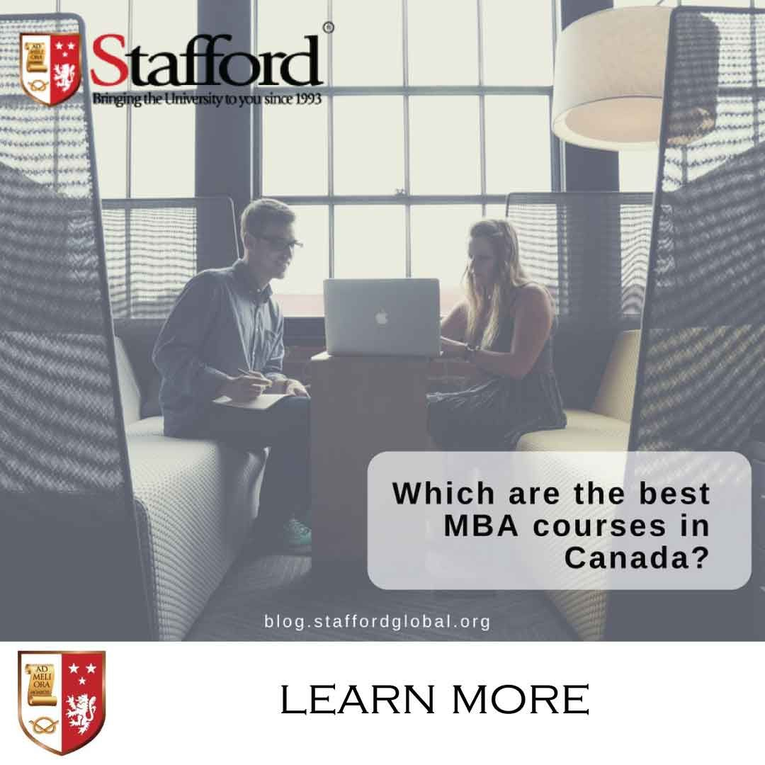 Which Are The Best Mba Courses In Canada Online Education Mba Harvard Law School