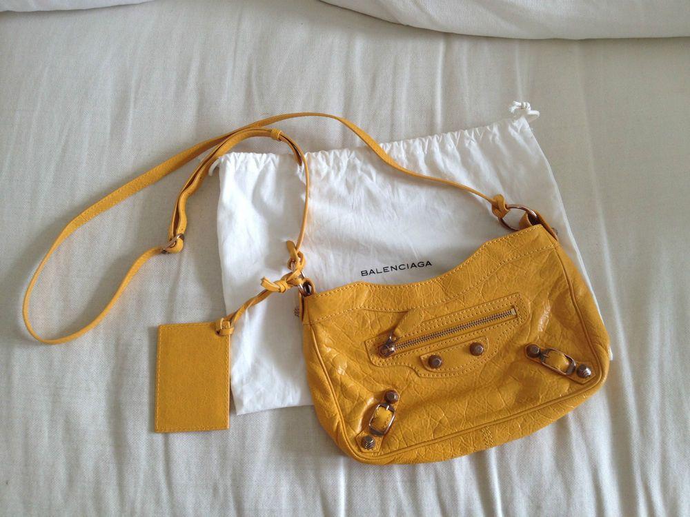 Balenciaga Giant Hip Rose Gold Hardware