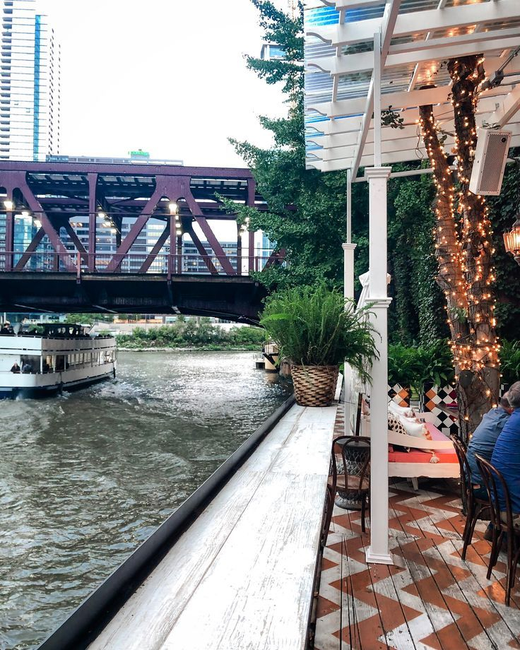 Chicago rooftops & patios: upscale to family friendly