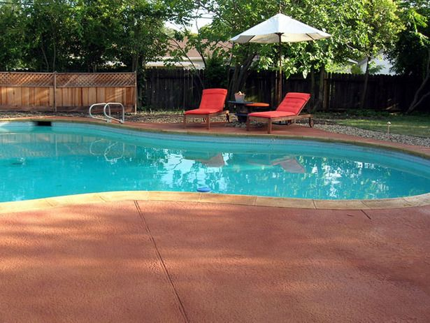 How To Resurface A Pool Patio