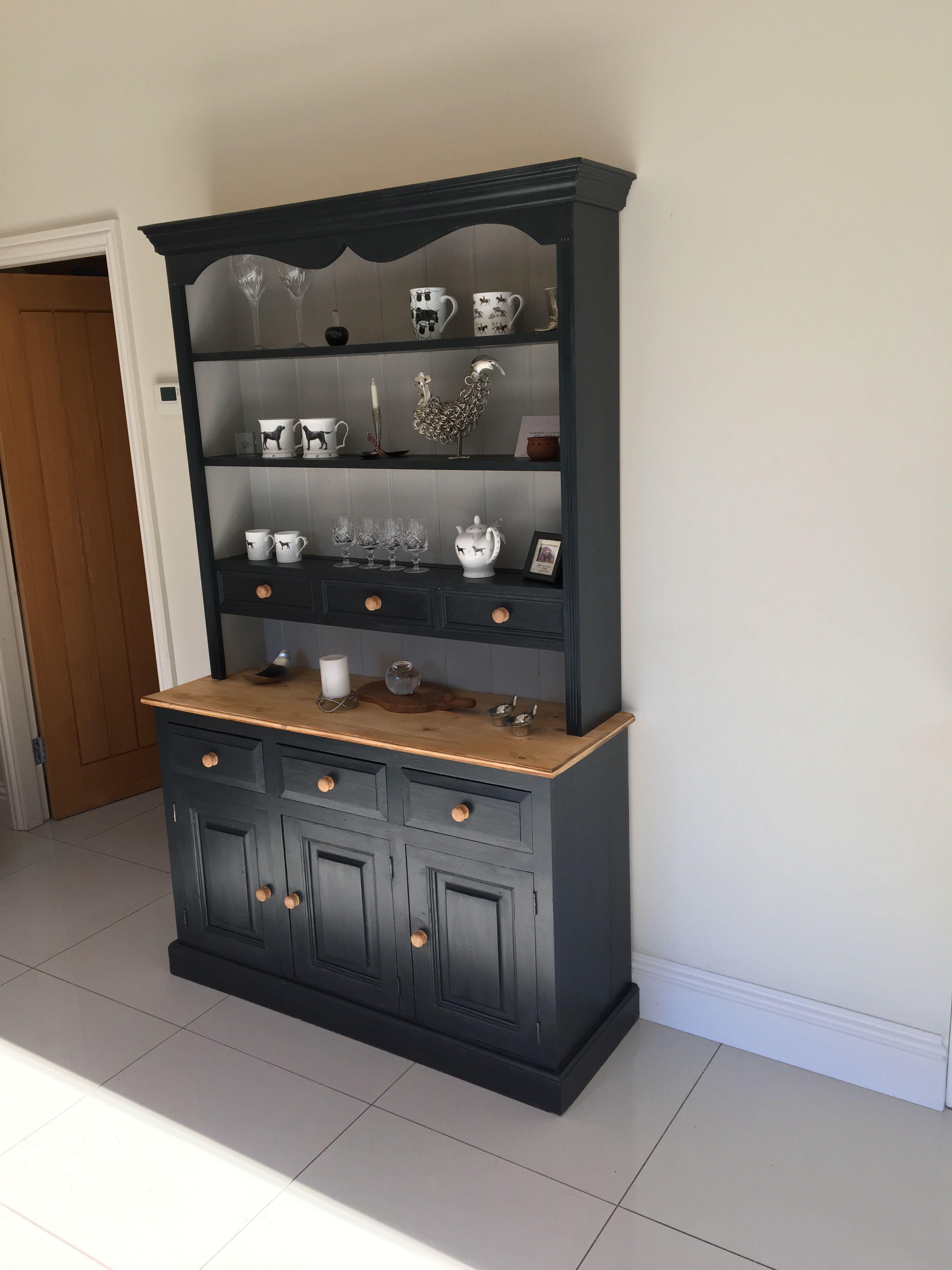 Farrow And Ball Railings Paint an old dresser painted in farrow & ball, railings & purbeck
