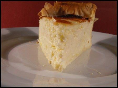 Tarte Alsacienne Au Fromage Blanc Kasekueche Recette Gateau Au