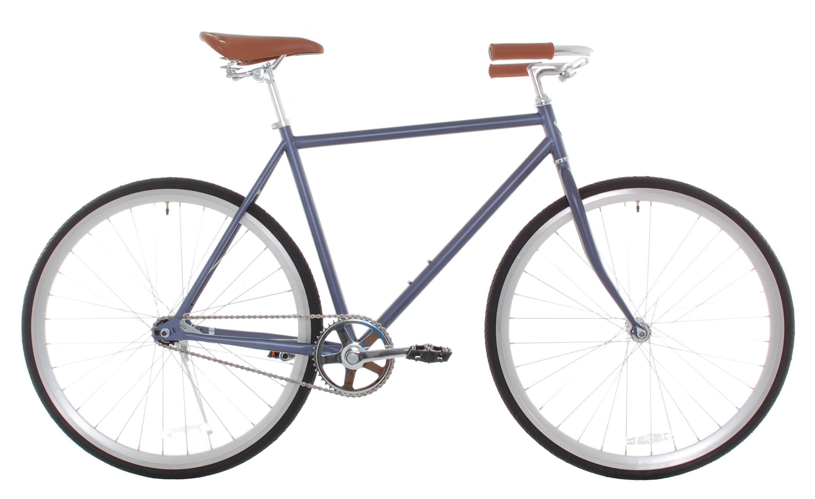 Classic Urban Commuter Single Speed Bike Dutch Style City Road