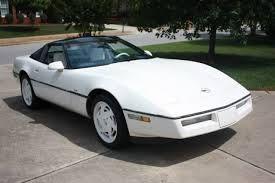 Résultats de recherche d'images pour «1988 corvette ads»