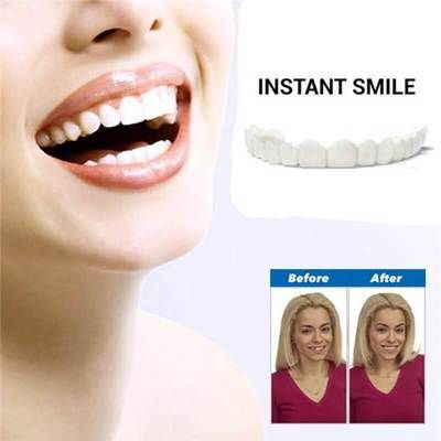 【ONLY $15.99 !!】INSTANT SMILE VENEER - Upper & Lower Included #howtodisguiseyourself