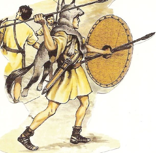 research] republican Rome veles - velites | Ancient war, Roman warriors,  Ancient rome
