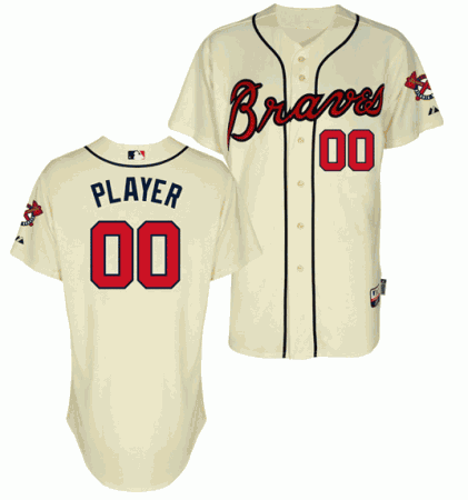 the Atlanta Braves home jerseys for 2012 are a 1967 throwback... can't wait for Opening Day!!!