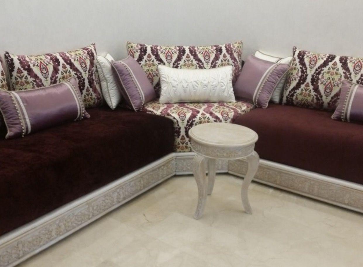 Pingl Par Driss Sur Lenio Pinterest Salons Marocains Salon Et