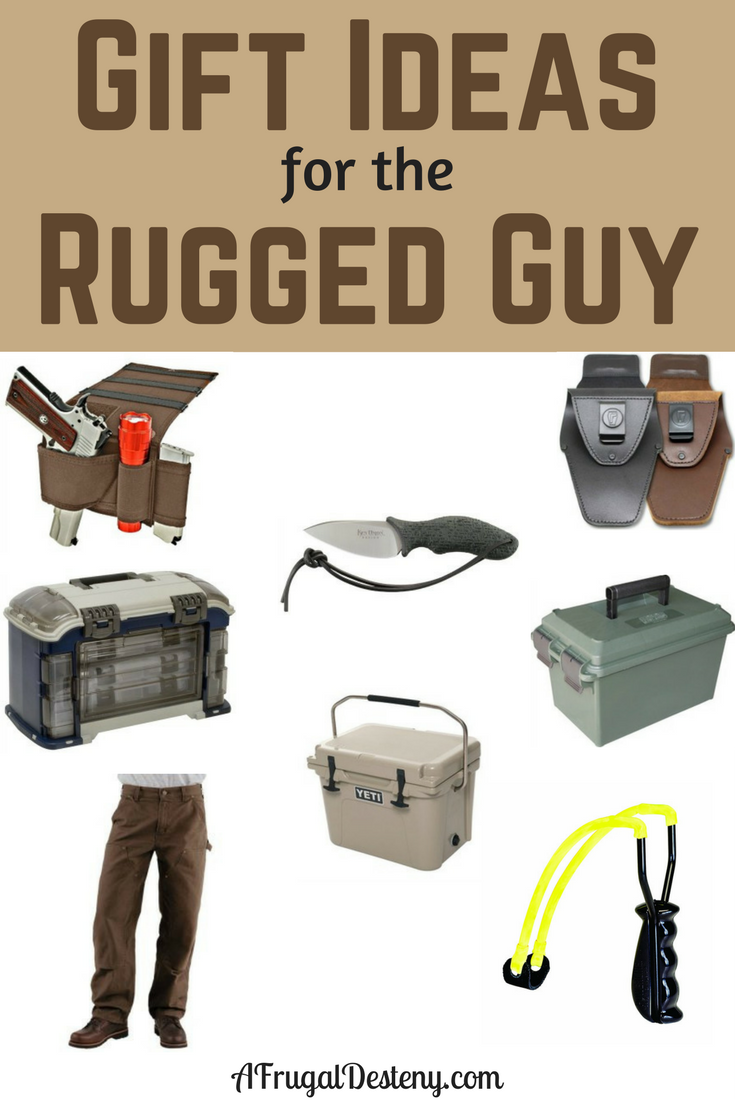 great gift ideas for the outdoorsman in your life gifts gift giftideas giftguide outdoorsman countryboy hunting fishing hiking camping husband - Christmas Gifts For Outdoorsmen
