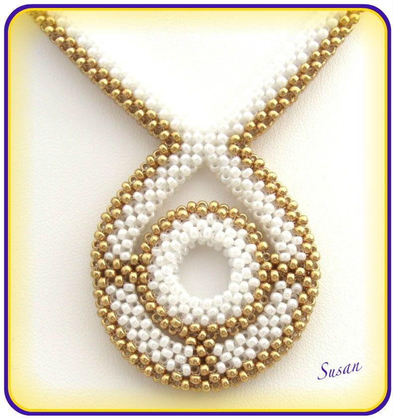 Mina smycken: Guld-vit RAW | bijoux | Pinterest | Perlen, Ketten und ...