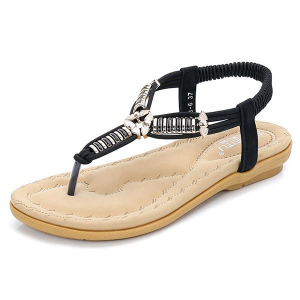 Femmes De Martelés Sandal Métalliques De Crocos qR0gmnM0n