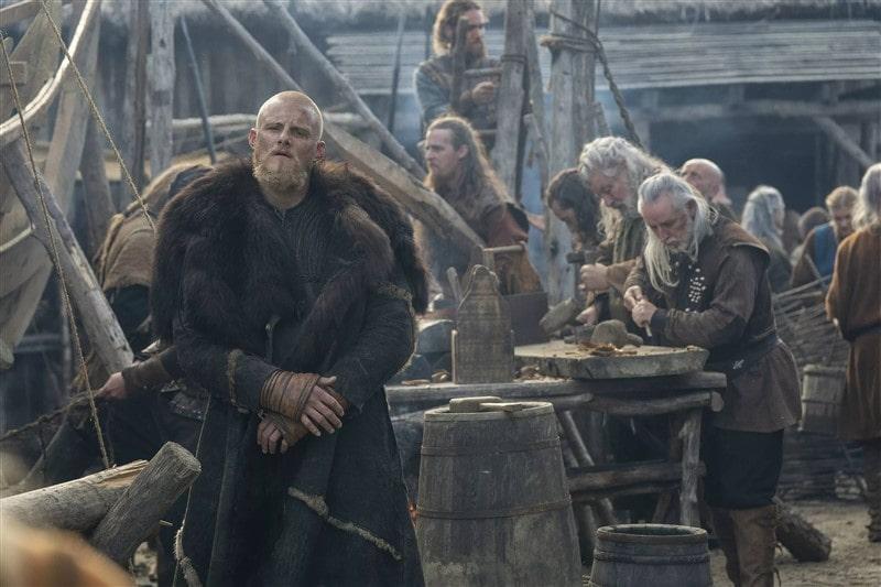 Vikings 6 Sezon Indir Tr Dublaj Altyazili Tum Bolumler Indirin Co Vikings Tvshow Tvseries Vikingler Lagertha Senarist