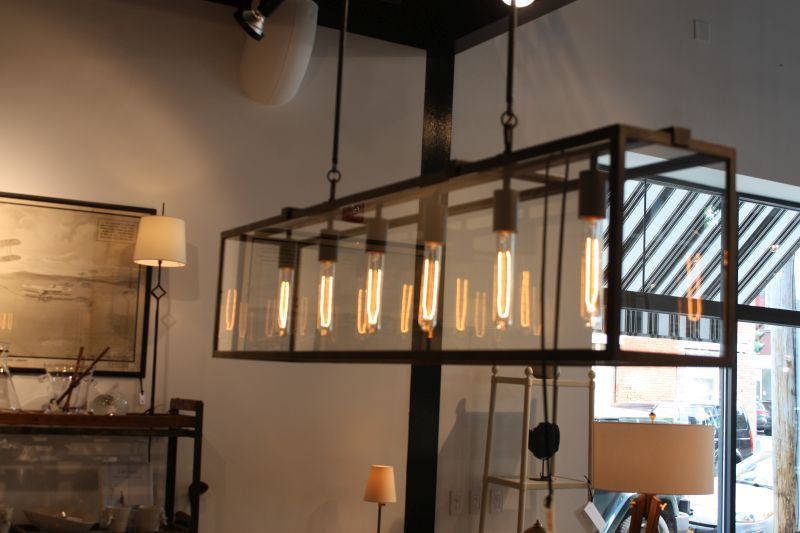 Edison Bulb Dining Room Light