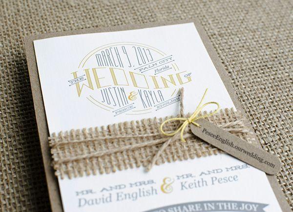 grafiker 50 originelle und kreative Hochzeitseinladungen Teil
