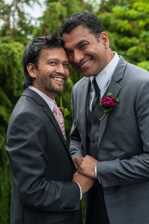 Toronto Same Sex Wedding Photographers