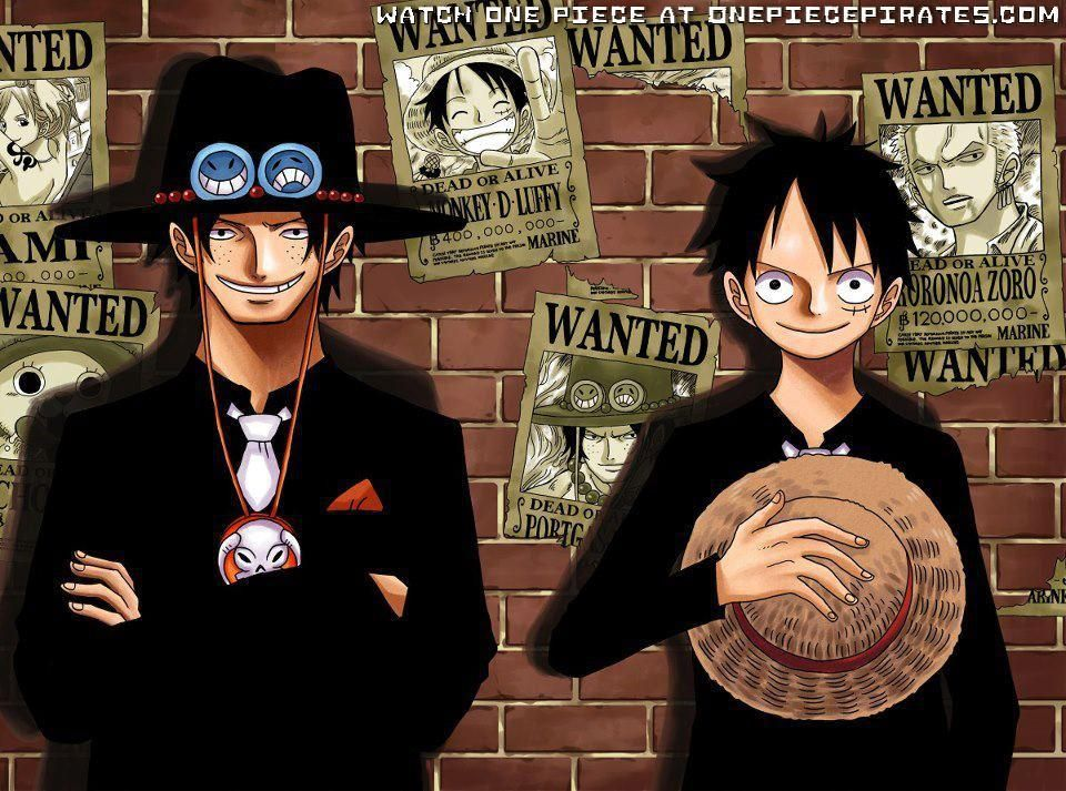 Ace & Luffy - Watch out for the D. Brothers