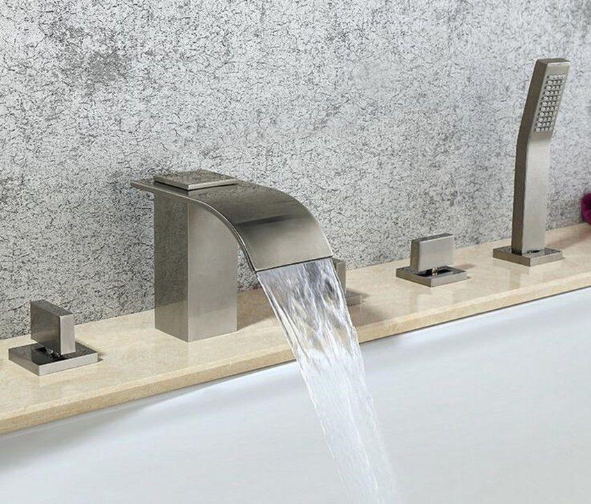Type Bathtub Sink Faucet 1 X Bathtub Sink Faucet Faucet