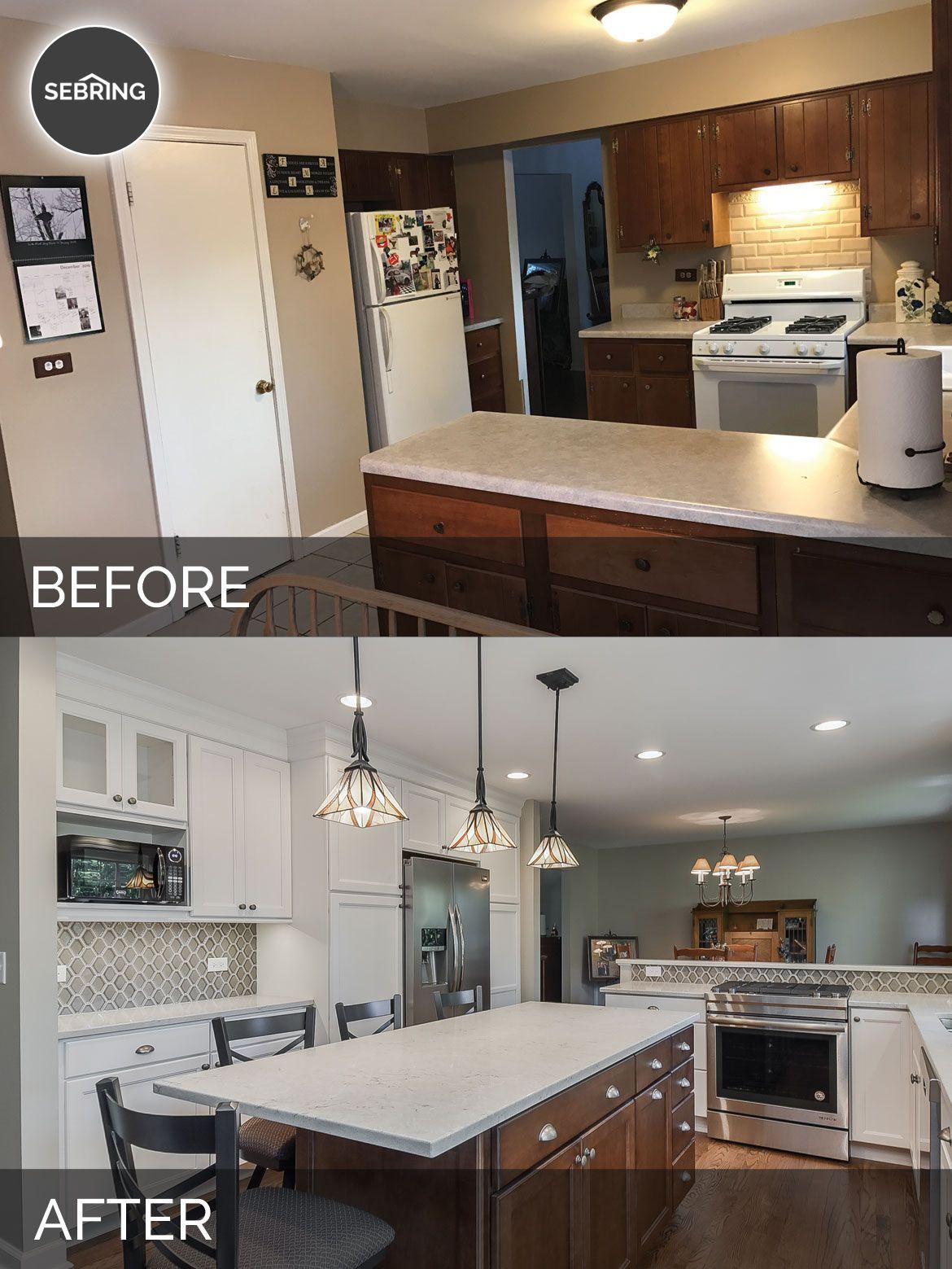 Scott Ann S Kitchen Before After Pictures Diy Kitchen