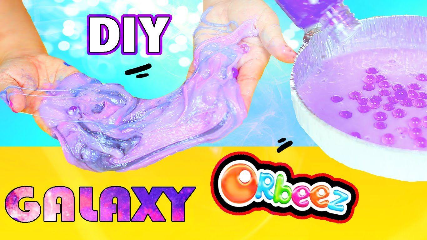 how to make orbeez slime recipe